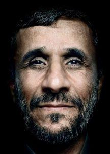 عکس پلتان از احمدینژاد