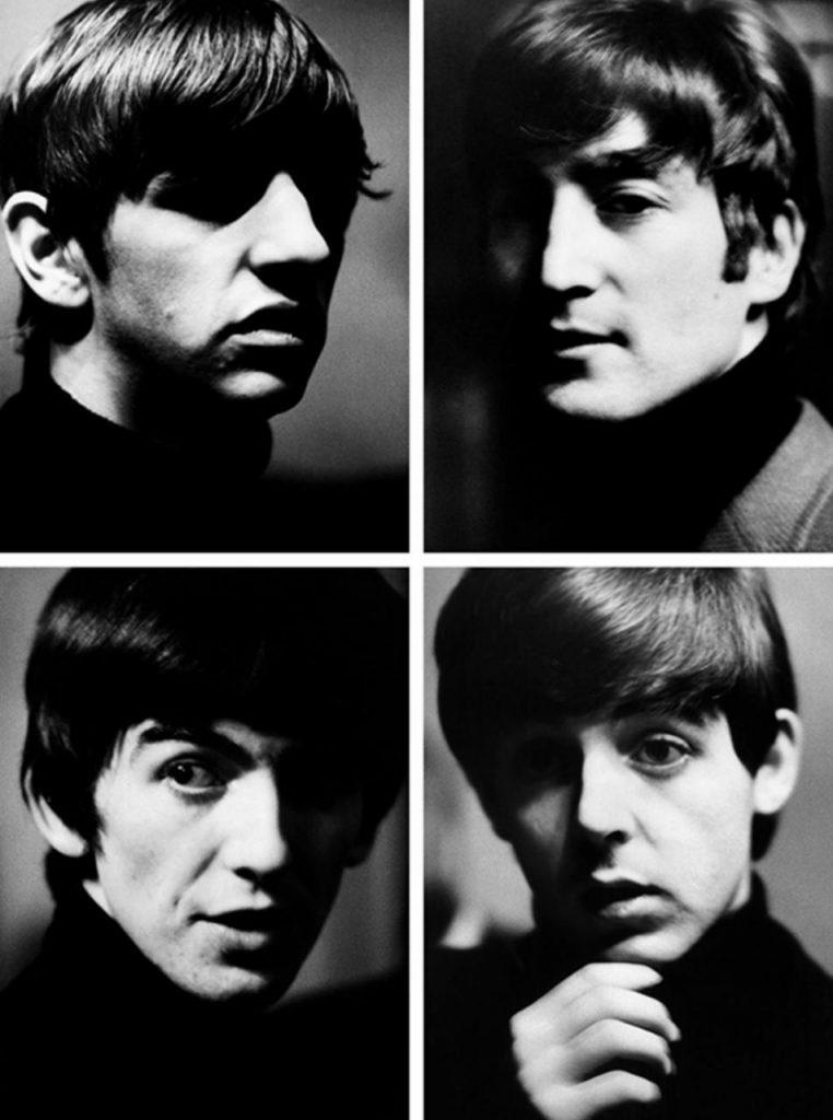 عکس های شاهرخ حاتمی از بیتلز