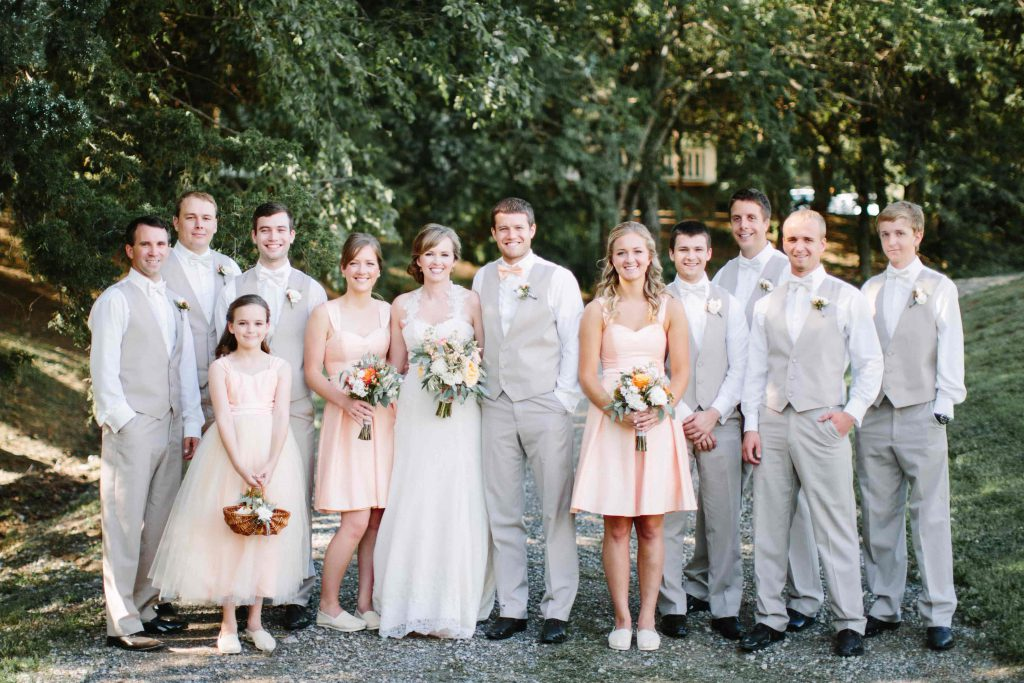 عکس گروهی عکاسی عروسی