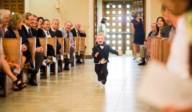 مهمان مراسم عروسی