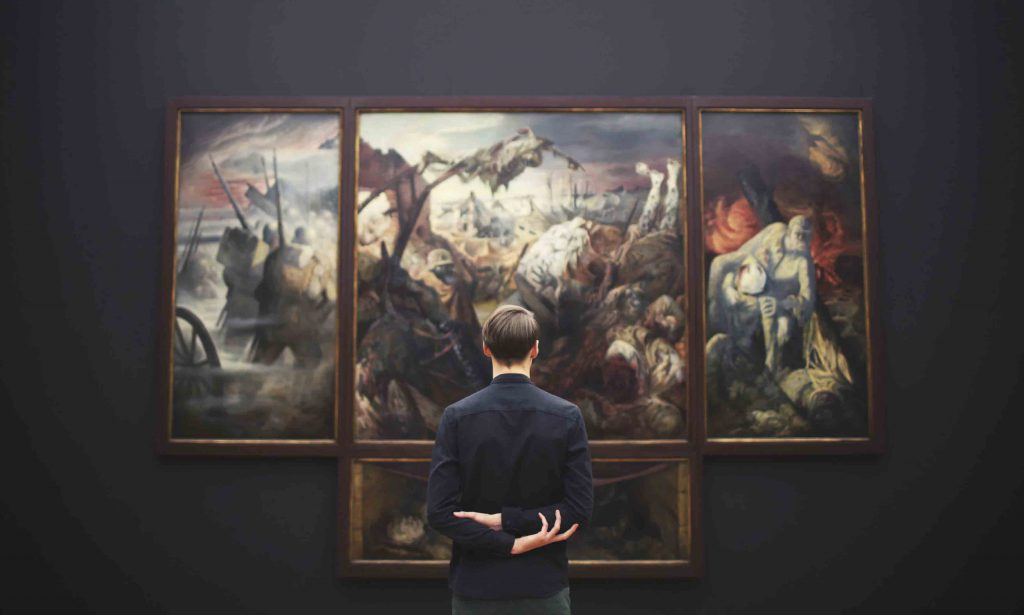 گالری نقاشی فراخوان ها
