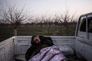 عکس جنگ سوریه علی خارا1