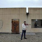 بهراد سوخاکیان، نوازنده ویولن، عضو ارکستر سمفونیک تهران