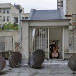 یاسمین کوزهگر، نوازنده ویولنسل