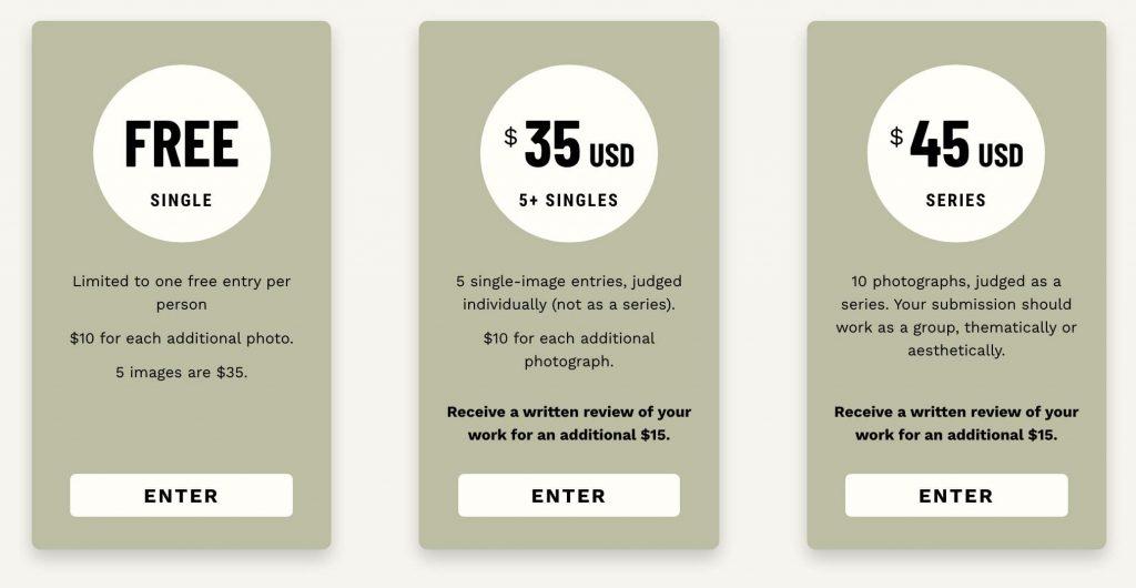 هزینه شرکت در مسابقه عکاسی خیابانی لنزکالچر