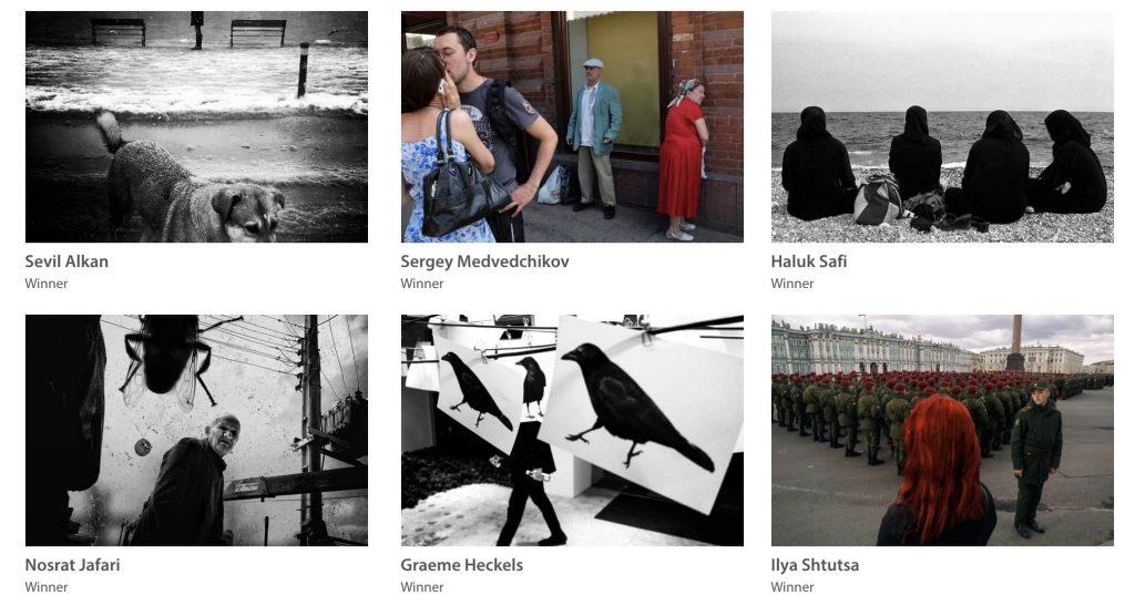 عکس های برنده مسابقه عکاسی خیابانی ۲۰۱۹ لنزکالچر