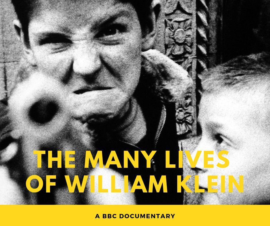 مستند ویلیام کلاین