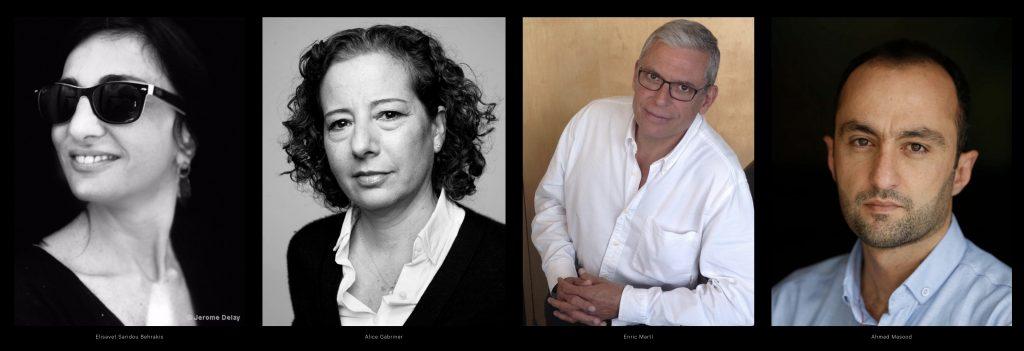داوران جایزه عکاسی یانیس براکیس